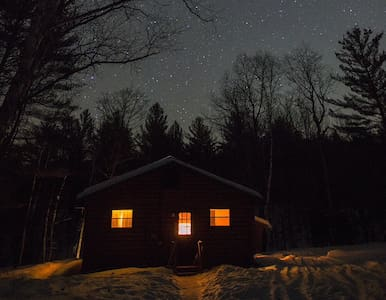 Babbling Brook Cabin, Adirondacks - North Creek - Cabin