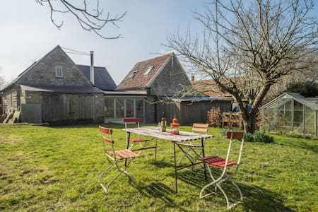 Stylish cottage in East Pennard - Dom