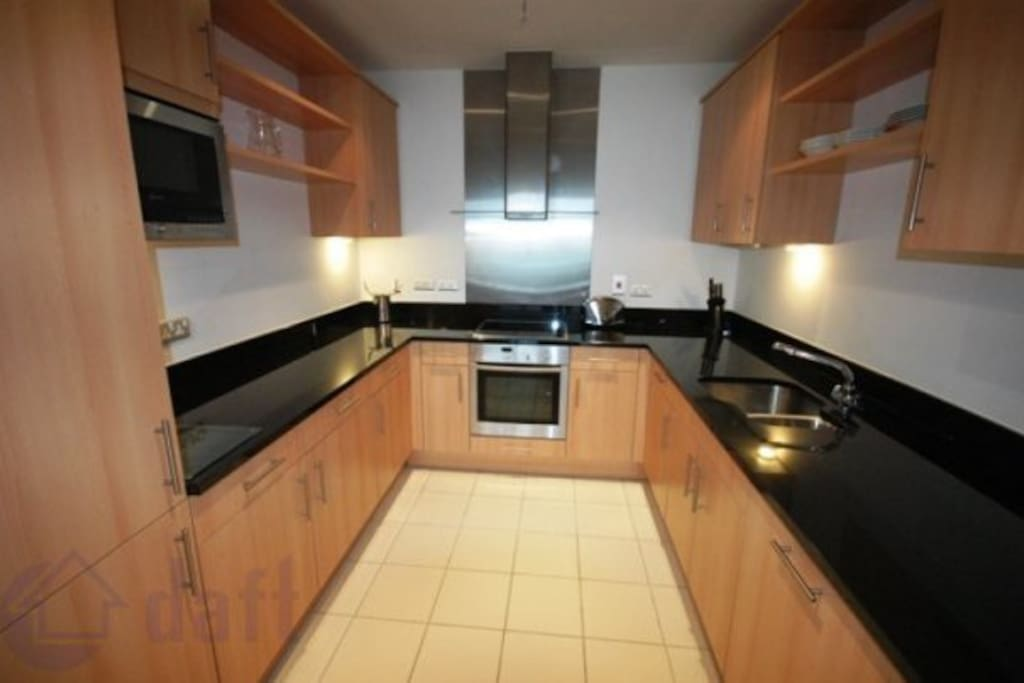 Luxury 2 bedroom Spencer Dock