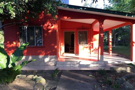 Cottage near Beach and Rainforest - Haus