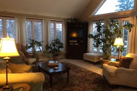 Winter/Summer Escape in Wolfeboro - Haus