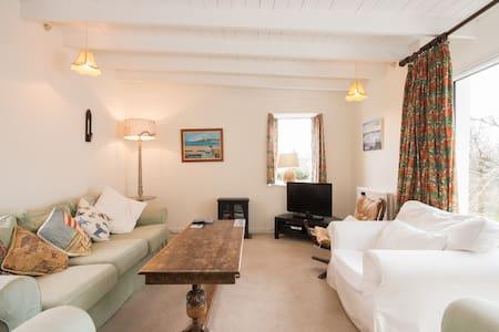 Kilspindie Cottage, Elie, Fife - Casa