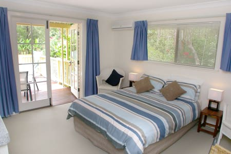 B&B Opposite Ewan Maddock Dam - Mooloolah Valley