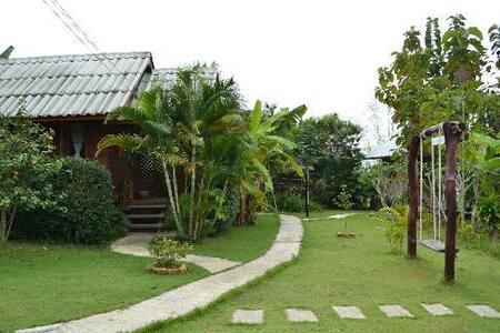 Garden Cottage Fan Room - Pai