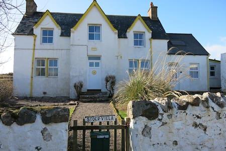 Stoer Villa, Highland holiday let - Lochinver - Casa