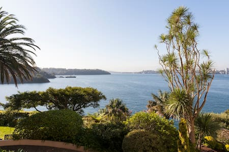 Sydney Harbour luxury apartment - Mosman - Lägenhet