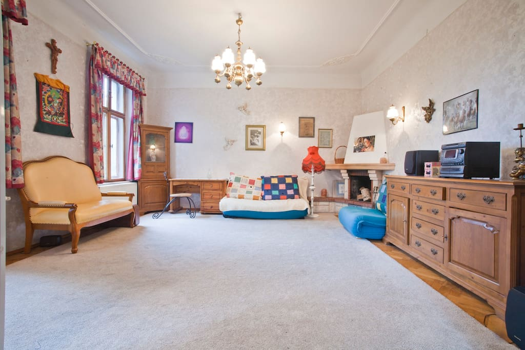 Nice flat in quiet and central area