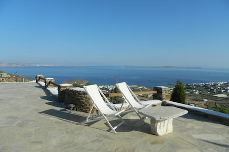 studio MYKONOS-Exclusive Living! - Bed & Breakfast