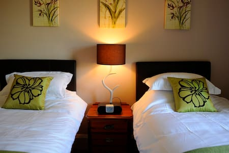 Twin or Double Room - Bed & Breakfast