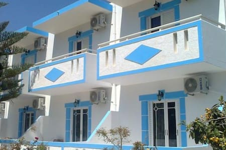 Apartments into the nature and sea! - Kefalos