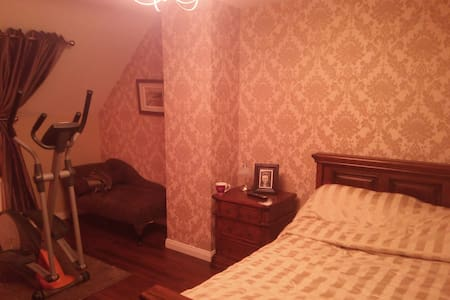 Beautiful double room Lettterkenny