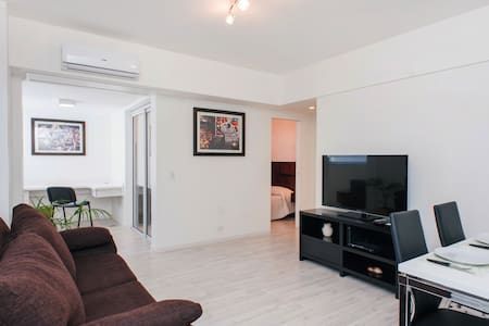 Gorgeous 6th floor downtown apt. - Buenos Aires - Apartment