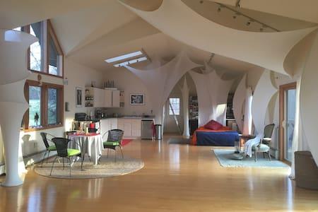 creative wonderous loft house - Ulster Park