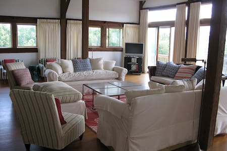 Spacious Restored Barn on Estate - Litchfield - House