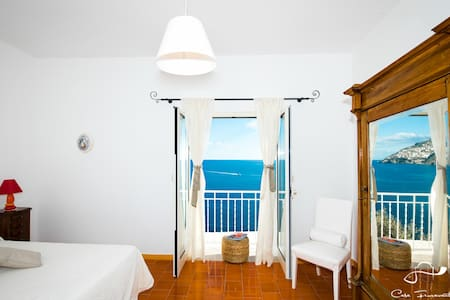 Double room with amazing sea view - Positano - Bed & Breakfast