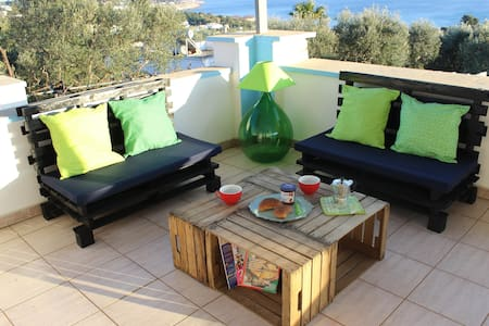 best place to be for the summer - Marina San Gregorio - Apartemen