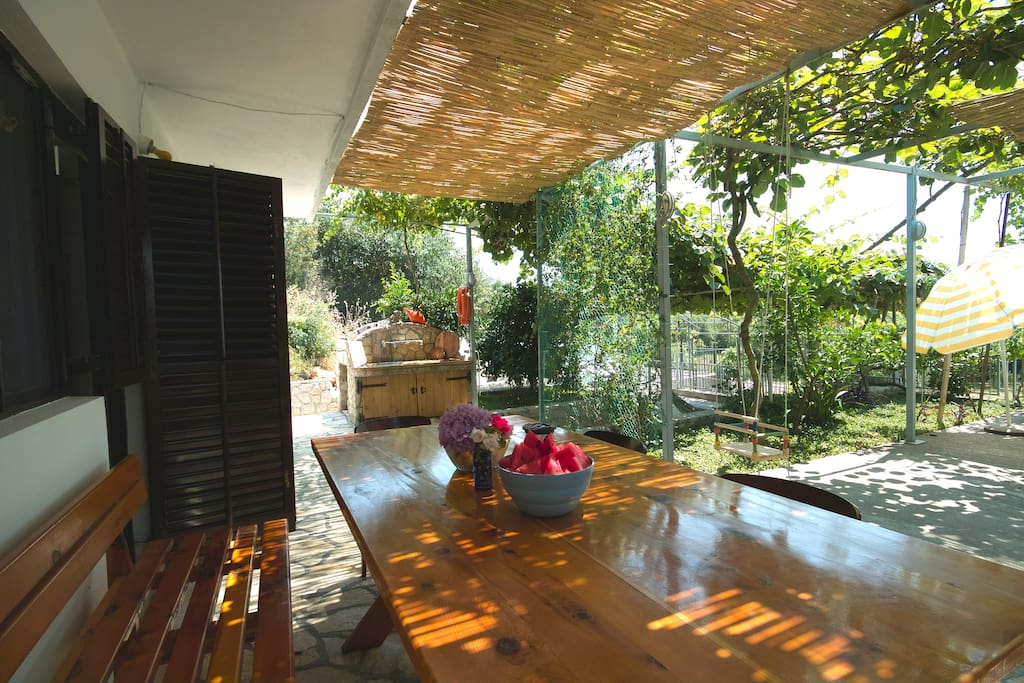 Unique house at the Adriatic coast