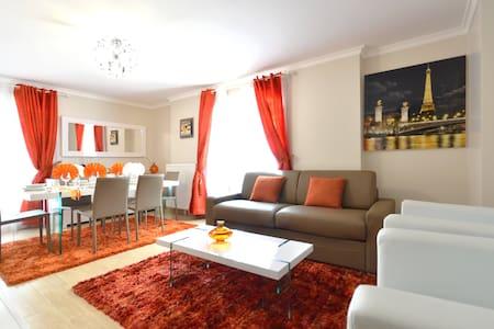 apartment 5***** Disney-Paris 6pers - Wohnung