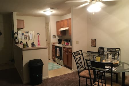 Beautiful, spacious, quiet, and close to town! - Apartamento