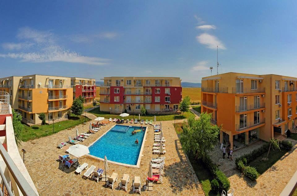 Солнечный берег болгария квартиры и студии недорого