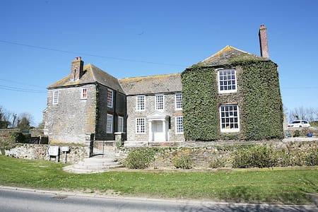 Beautiful House on working farm - Portscatho