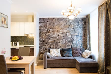 Прекрасная квартира в центре Риги. - Riga - Appartement