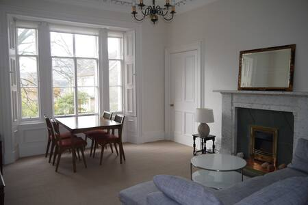 Silent, central flat in StAndrews. - Apartment