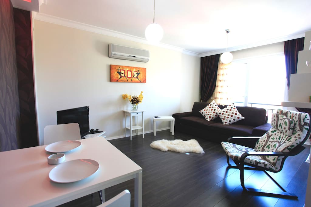 modern 1 bedroom apt @ Bornova Area