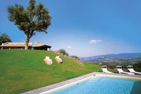 stunning villa with amazing views - Huvila