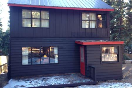Old Tahoe Cabin