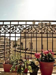 Acogedor apartamento en Paris