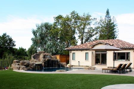 Los Altos Private Casita w/ Pool - Los Altos - Villa