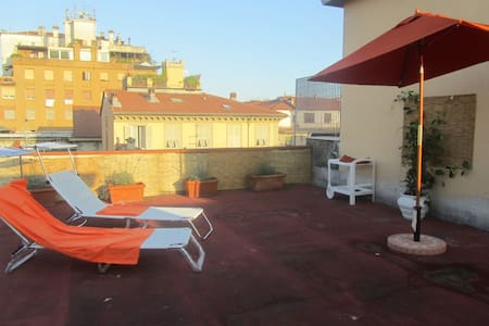 NEW! A/C Pedestrian Zone-La Spezia - La Spezia - Apartment