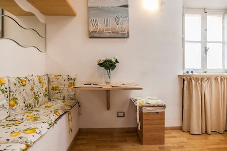Nice loft style boat