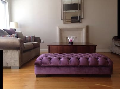Spacious dbl room with own bathroom - Appartement