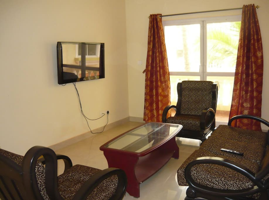 Sea Coast Retreat! 1bhk
