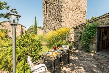 S. Biagio a Colle Residenza d'epoca-Casa del Prete - San Leo Bastia - House