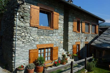 'Maison Tersiva' Appartamento in montagna - Apartment