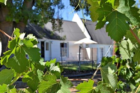 DE KOMBUYS:Die Ou Skooltjie Cottage