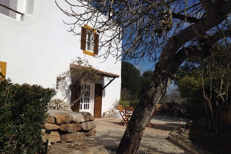 Clean & charming villa!Sant Rafel! - Vila