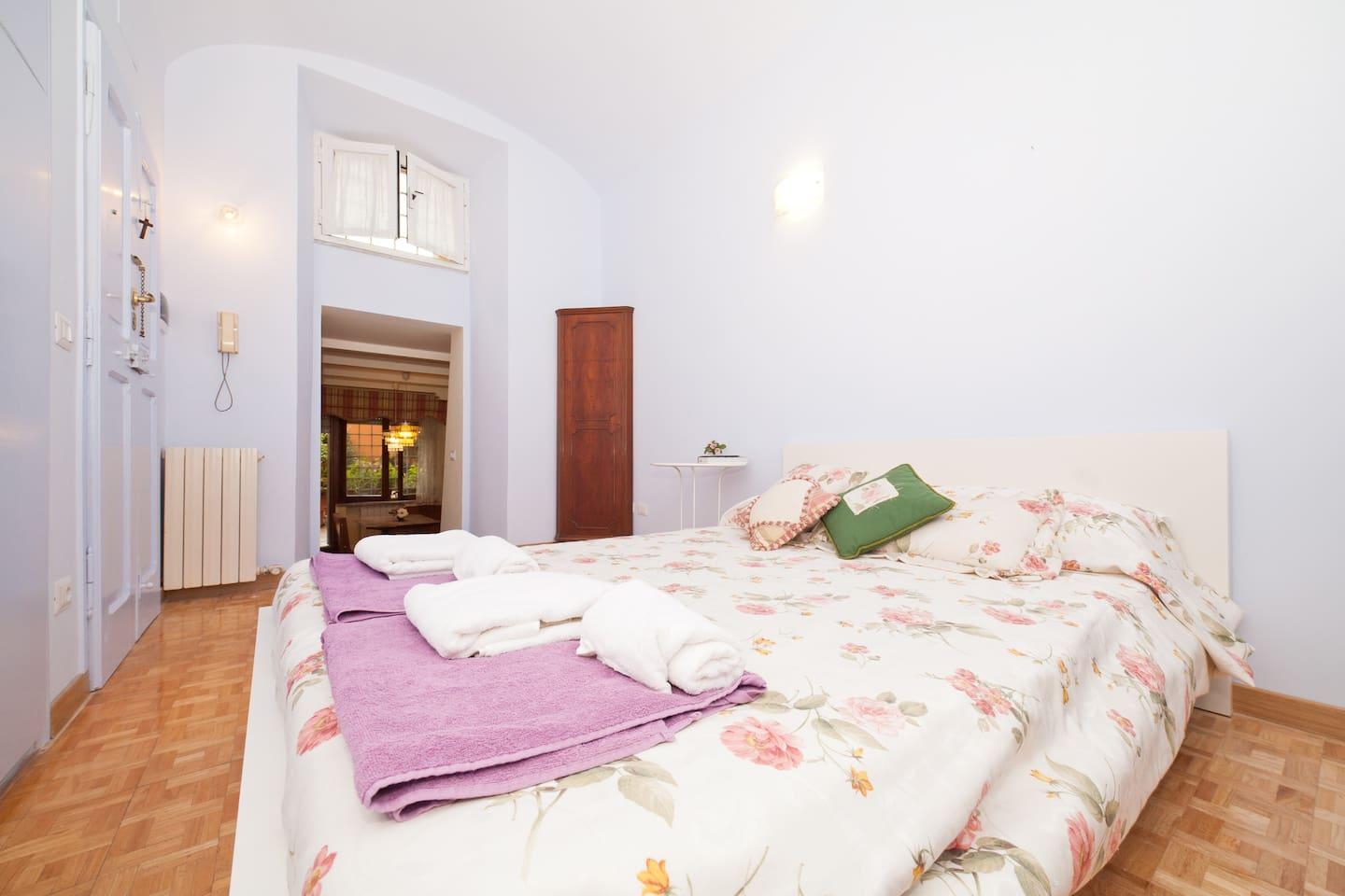 Lovely apartment in Trastevere