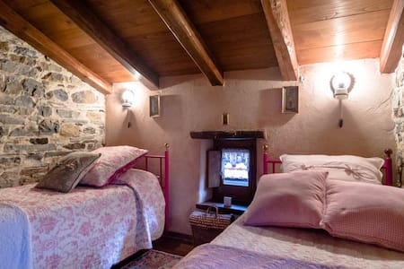 B&B del Cuore, camera Castagna! - Valbrevenna - Bed & Breakfast