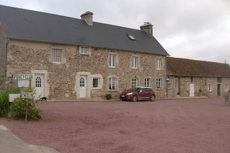COTTAGE 2/3 IN NORMANDY - Talo
