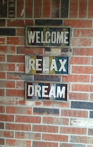 Welcome, Relax, Dream - Casa