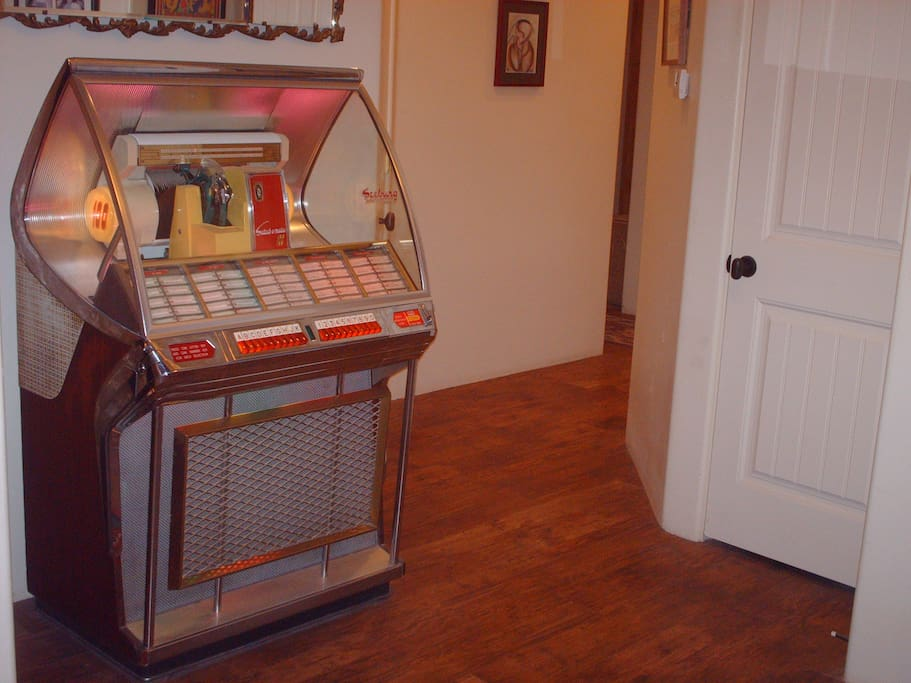 The famous jukebox