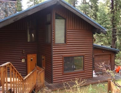 Ideally located, well equipped (granite, stainless steel, hardwood floors, nice furniture) and beautifully maintained North Lake Tahoe cabin on sunny level lot with 3 bedrooms & 2.5 bathrooms. Fenced back- dog ok. Not an old typical tahoe cabin.