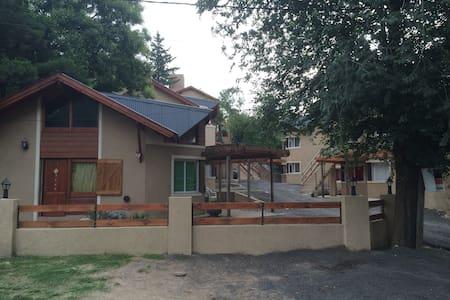 Apartamento en Villa General Belgrano. - Condominio