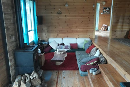 a cozy wooden cabin in the Galilee - Galilee - Cabin
