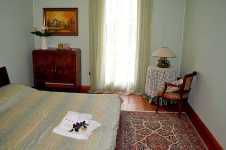 B&B La Casa Bianca vicino Oderzo - La Camera Verde - Bed & Breakfast