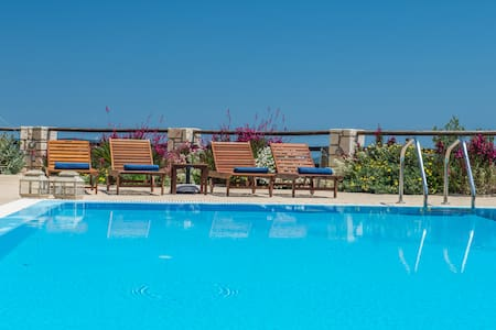 LILA APARTMENT with shared swimming pool and view - Lagopodo